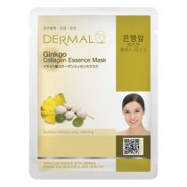 DERMAL Korea Ginkgo Collagen Essence Mask