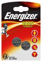 Energizer CR2025 2 ks (blistr)
