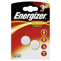Energizer CR2032 2 ks (blistr)