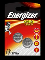 Energizer CR2450 2 ks (blistr)