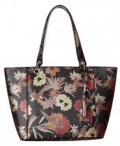 GUESS Kamryn Tote Floral