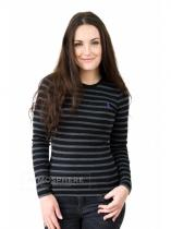 Ralph Lauren Crew Stripe Black