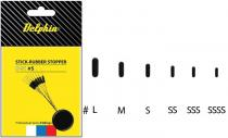 Delphin Stopper Rubber Stick