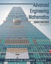 Kreyszig, Erwin Advanced Engineering Mathematics