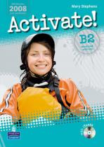 Activate! B2 Workbook with Key - Stephens Mary