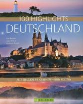 100 Highlights Deutschland - Becker, Eva