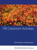700 classroom activities - Seymour, David M.