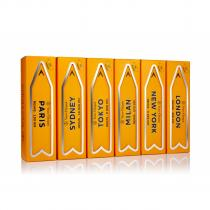 Veuve Clicquot Arrow Magnet Brut 0,75l London 12%