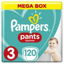 Pampers ActivePants 3 Midi Mega Box 6-11kg