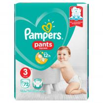 Pampers Pants Active Baby Giant Pack S3