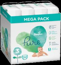 Pampers Pure Protection S3