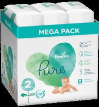 Pampers Pure Protection S2 4-8 kg