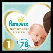 Pampers Premium Value Pack S1