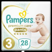 Pampers Premium Pants S3
