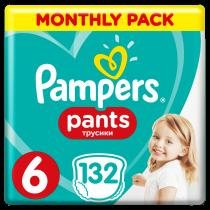 Pampers Pants 6 15+ kg