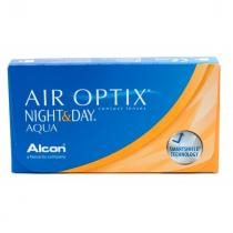 Alcon Air Optix Night & Day Aqua 3 čočky