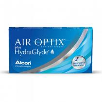 Alcon Air Optix Plus Hydraglyde 3 čočky