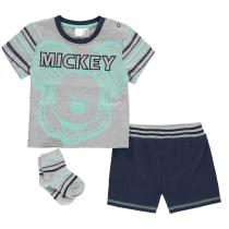 Character Character Short Set Bby93, Mickey Mouse, 80