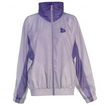Donnay Donnay OG Shell Jacket, Lilac/White, M
