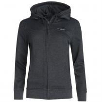 La Gear LA Gear Full Zip Hoody Ladies, Charcoal Marl, M