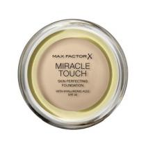 Max Factor Max Factor Pěnový make-up Miracle Touch (Skin Perfecting Foundation) 11,5 g 60 Sand