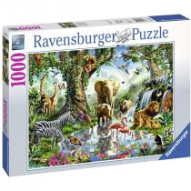 Ravensburger Adventures in the Jungle 1000 PC Puzzle (Ravensburger) (Other)