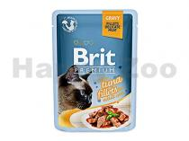Brit Brit Premium Cat Pouch with Tuna Fillets in Gravy for Adult Cats 85g