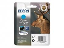 Epson EPSON ink bar Singlepack Cyan T1302 DURABrite Ultra Ink (10,1 ml) (C13T13024012)