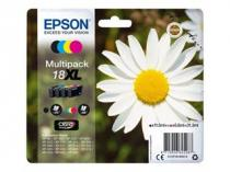 Epson EPSON Multipack 4-colours 18XL Claria Home Ink (C13T18164012)