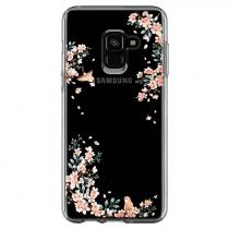 Spigen Spigen Liquid Crystal Blossom Nature Samsung Galaxy A8 (2018) (590CS22750)