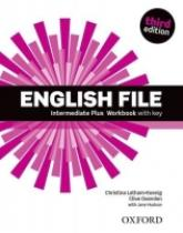 Oxford University Press English File Third Edition Intermediate Plus Workbook with Answer Key (9780194558112)
