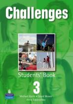 Harris Michael: Challenges 3 Students´ Book