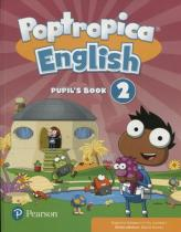 Poptropica English Level 2 Pupil´s Book + PEP kód elektronicky