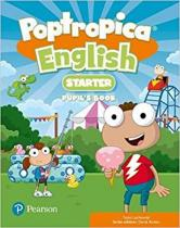 Poptropica English Starter Pupil´s Book + PEP kód elektronicky