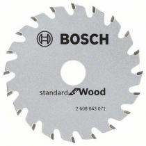 Bosch Bosch Pilový kotouč Optiline Wood 85 x 15 x 11 mm 20