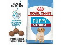 Royal Canin ECO PACK Medium Puppy 2 x 15 kg
