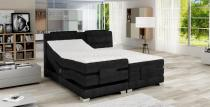 Wersal Boxspring postel WAVE