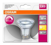 Osram LED SUPERSTAR PAR16 120° 230V 8W 827 GU10 DIM