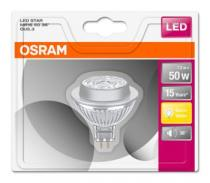 Osram LED STAR MR16 36° 230V 7,2W 827 GU5.3