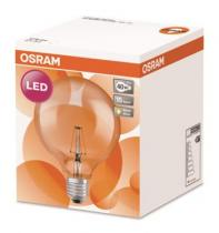 Osram LED Filament STAR Globe 125 230V 4,5W 827 E27