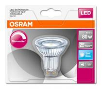 Osram LED SUPERSTAR PAR16 120° 230V 8W 840 GU10