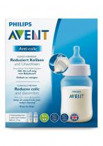 Avent Láhev Anti-colic 260 ml, 2ks
