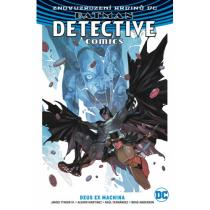 Batman Detective Comics 4: Deus ex machina (klasická obálka) - James Tynion IV