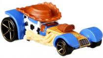 HOT WHEELS Toy Story Tematické auto: