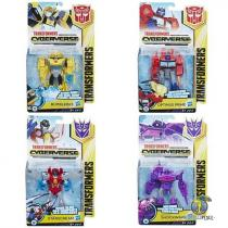 Hasbro - Transformers Action attacker 15 Mix