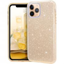 Forcell Shning Case iPhone 11 Pro - Zlaté