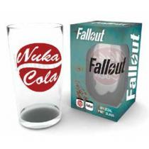 GB eye CurePink Fallout 4: Nuka Cola 14 cm červená