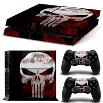 OEM PS4 Polep Skin The Punisher
