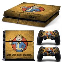 OEM PS4 Polep Skin Fallout