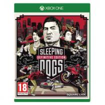 Square Enix Sleeping Dogs Definitive Edition (Xbox One)